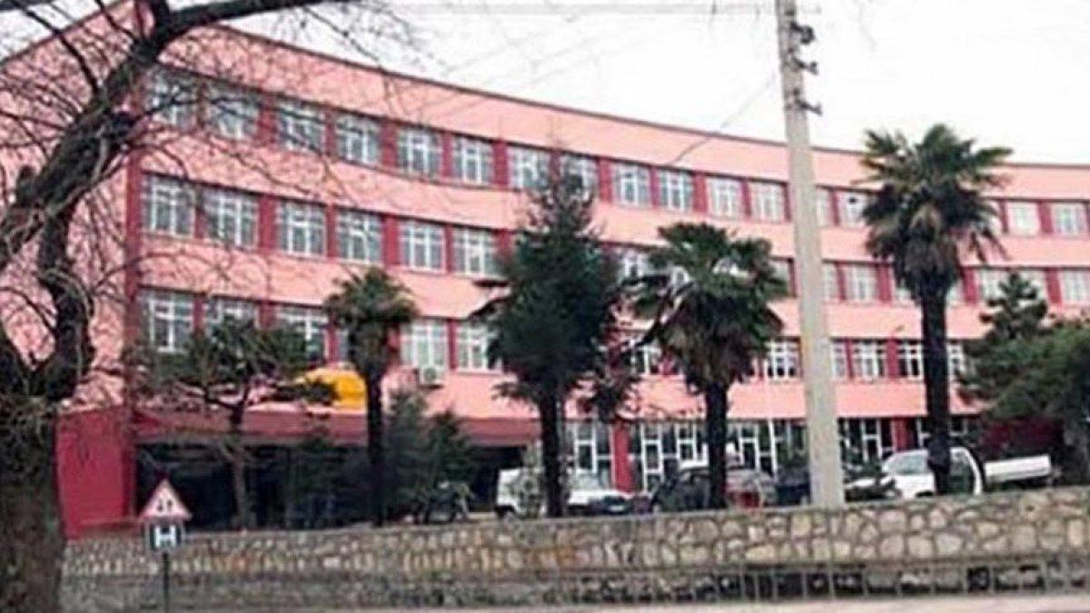 """AKP'nin önerisi! 79 yıllık tarihi okul yerine """"otopark"""" yapılsın..."""