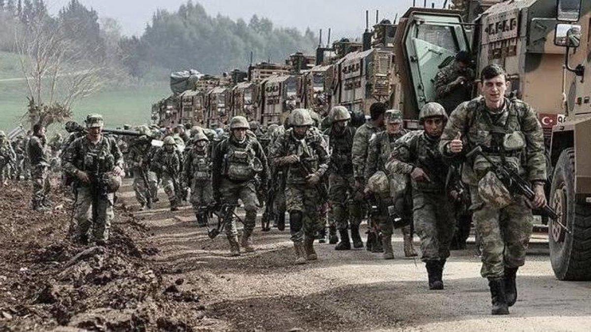 Milli Savunma Bakanlığından 'harekat' açıklaması
