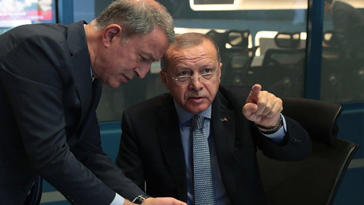 Barış Pınarı Harekatı Koordinasyon Toplantısı gerçekleşti