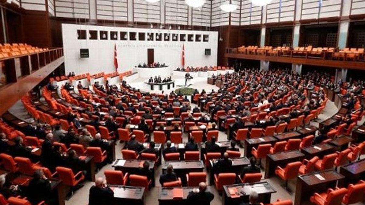 Meclis'te Barış Pınarı Harekatı gerginliği