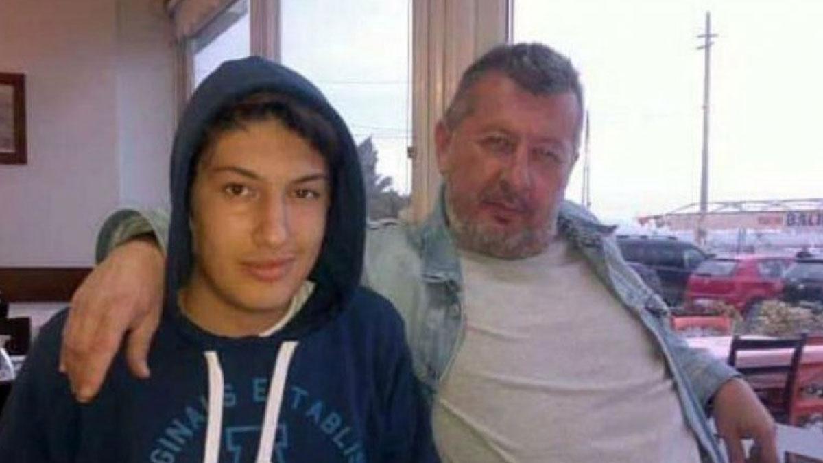 Oğlunu öldüren baba serbest bırakıldı