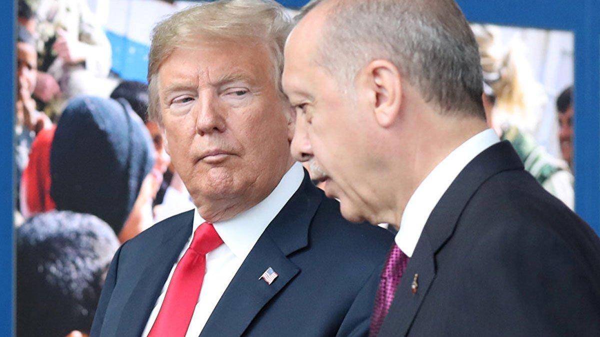 Trump'tan bir tehdit daha: Böyle bir şey yaşanırsa Türkiye'nin ekonomisini silip yok ederim