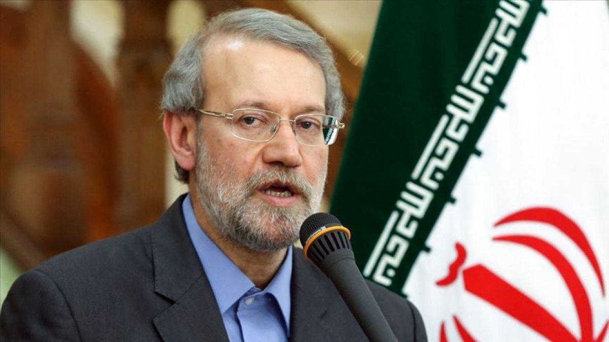 İran Meclis Başkanı, Türkiye'ye yapacağı ziyareti iptal etti