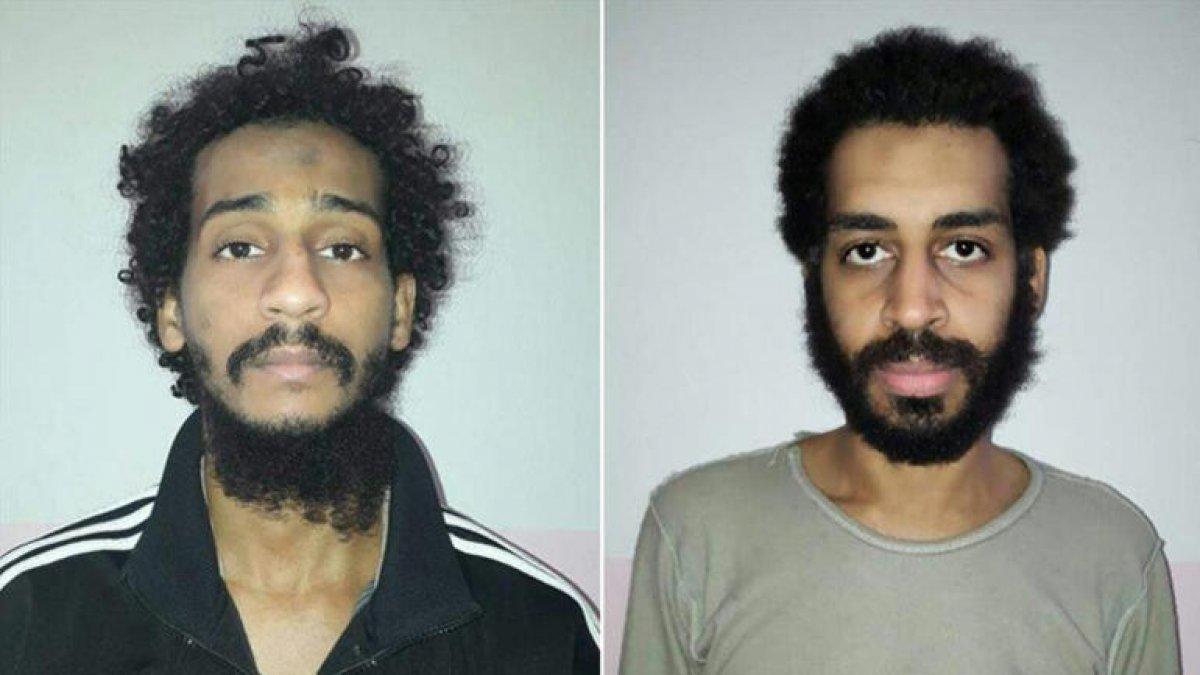 ABD, İngiliz vatandaşı 2 IŞİD militanını gözetimine aldı! Trump'tan ilk açıklama