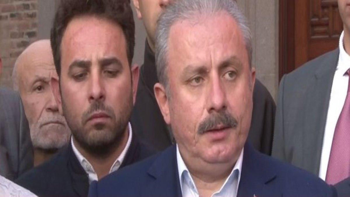 """""""Türkiye'nin güvenliği NATO'nun güvenliğidir"""""""