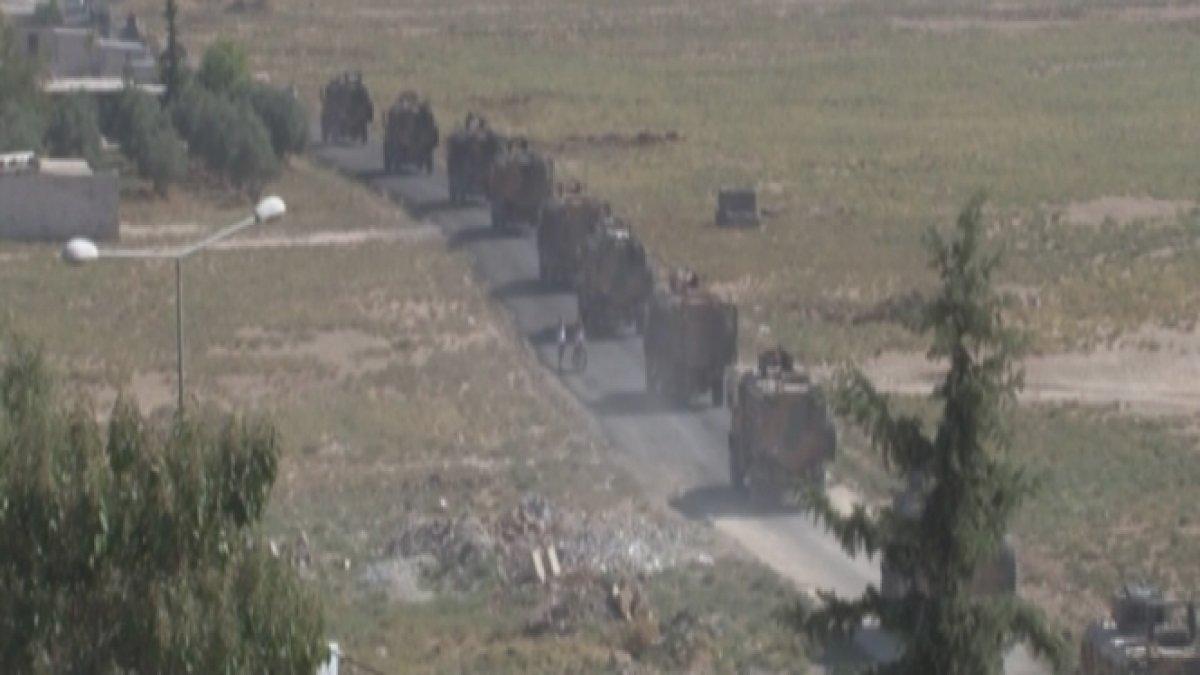 Suriye Milli Ordusu Fırat'ın doğusuna girdi!