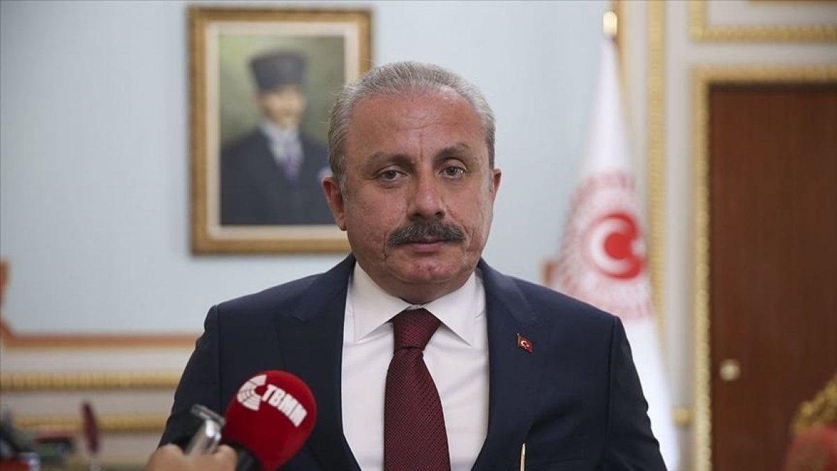 Meclis Başkanı Şentop açıkladı: Erdoğan'ın Meclis'e gelmemesini kim önerdi?