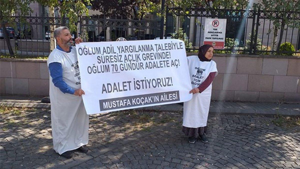 Tutuklular için bugün 'Adalet Yürüyüşü' başlatılıyor