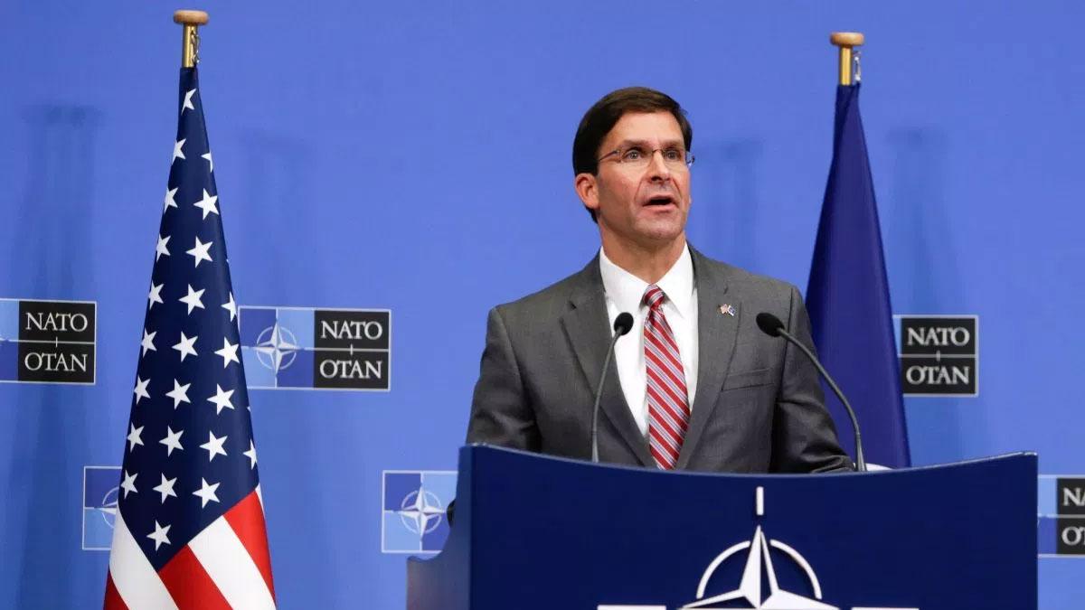 ABD Savunma Bakanı Esper'den skandal ifadeler