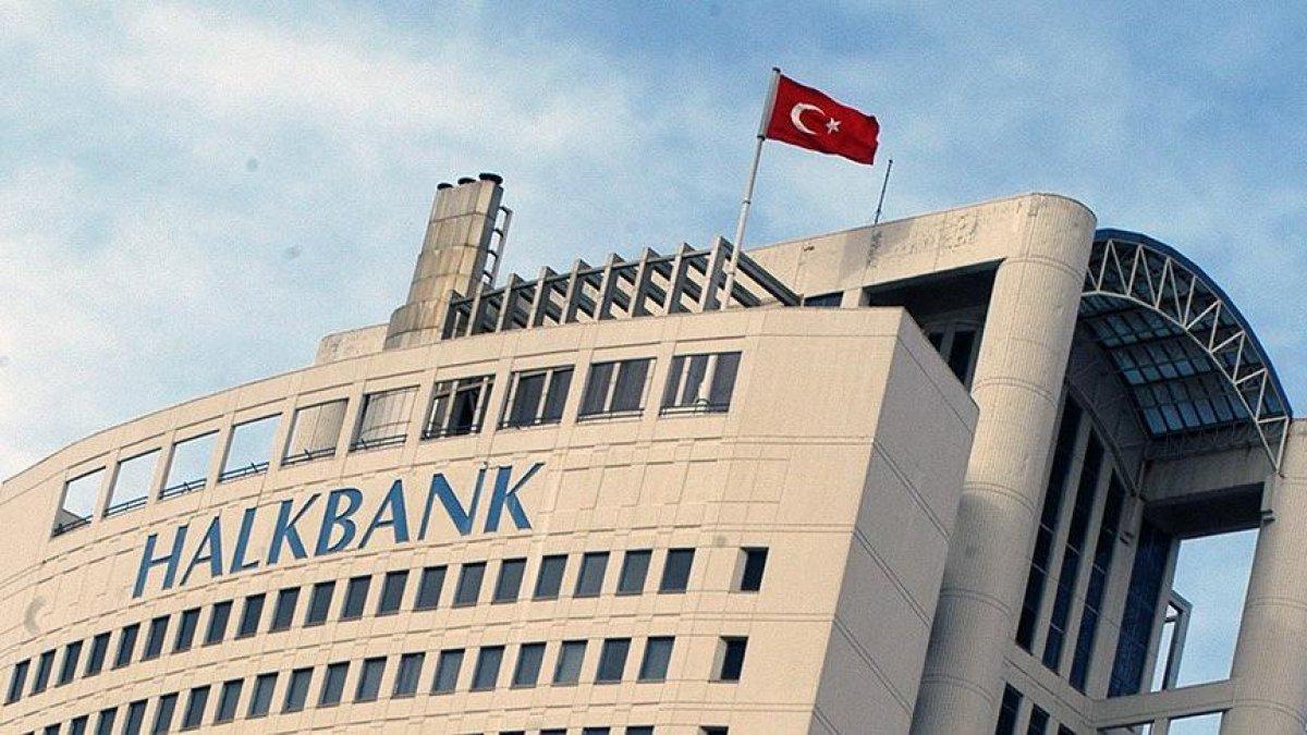Halkbank'tan iddianame sonrası ilk açıklama!