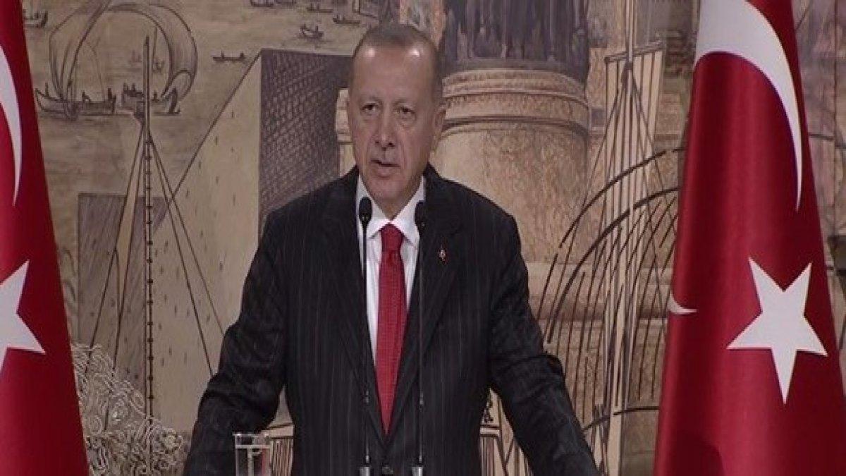 """İlk kez konuştu... Erdoğan'dan """"mektup"""" cevabı"""