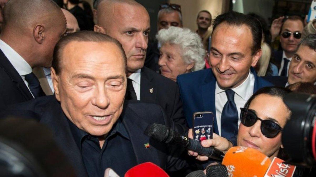 Berlusconi'den Erdoğan'ı kızdıracak sözler