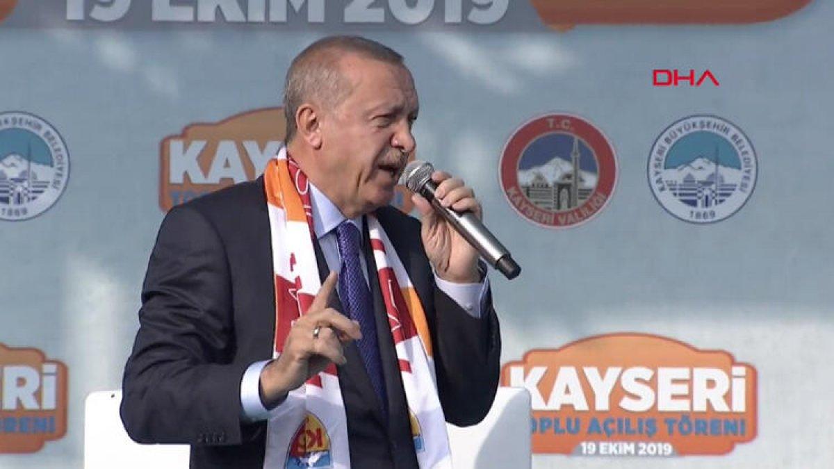 """Erdoğan'dan """"120 saat"""" uyarısı! Olursa olur olmazsa..."""