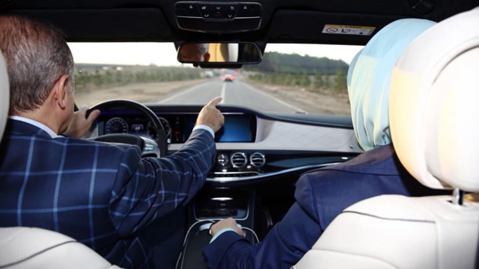 Bütçe, 'vatandaşa tasarruf' dedi: Saray'a 26 araç daha eklendi