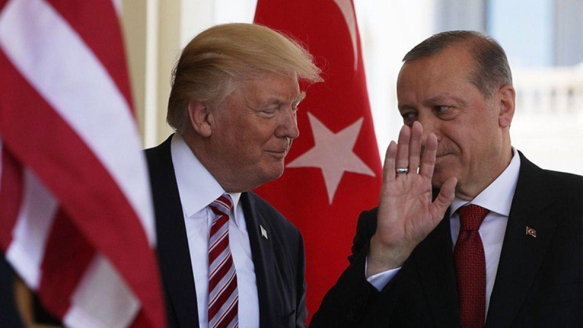 Çavuşoğlu: Trump, Cumhurbaşkanımızı örnek alıyor