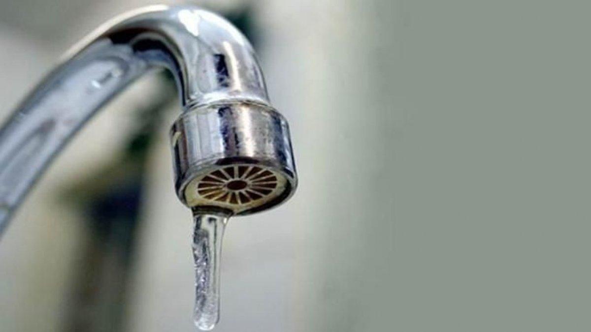 İSKİ duyurdu! İstanbul'da 12 saatlik su kesintisi