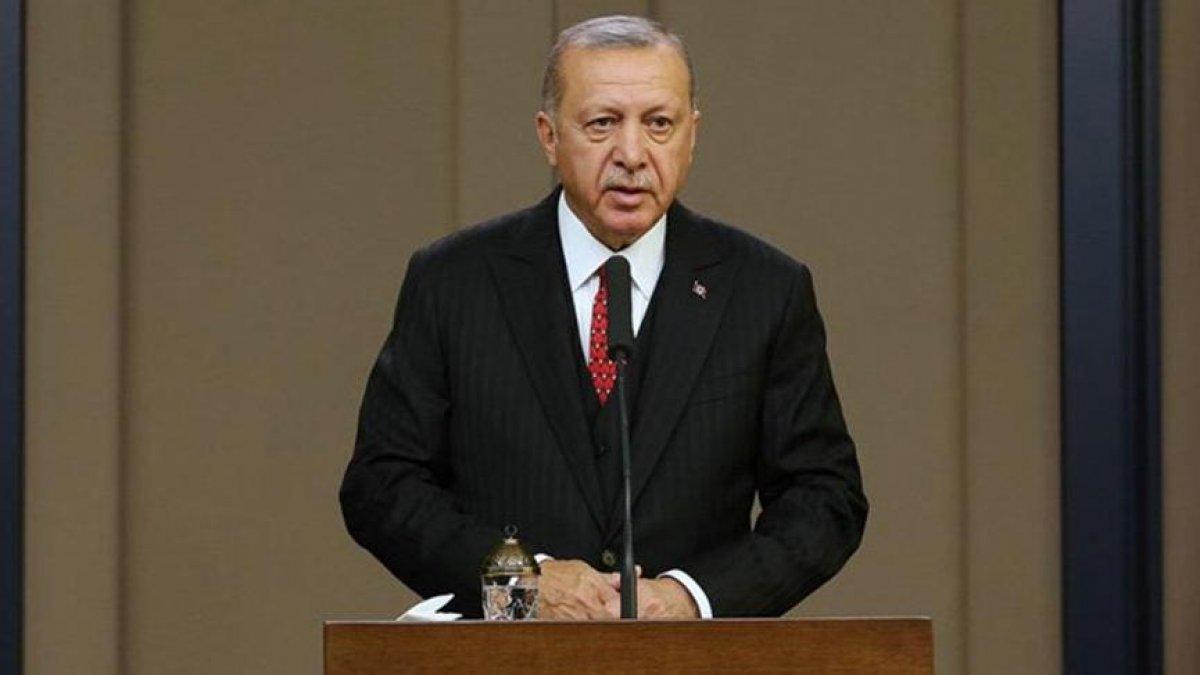 Sürenin dolmasına saatler kala Erdoğan'dan kritik açıklama!