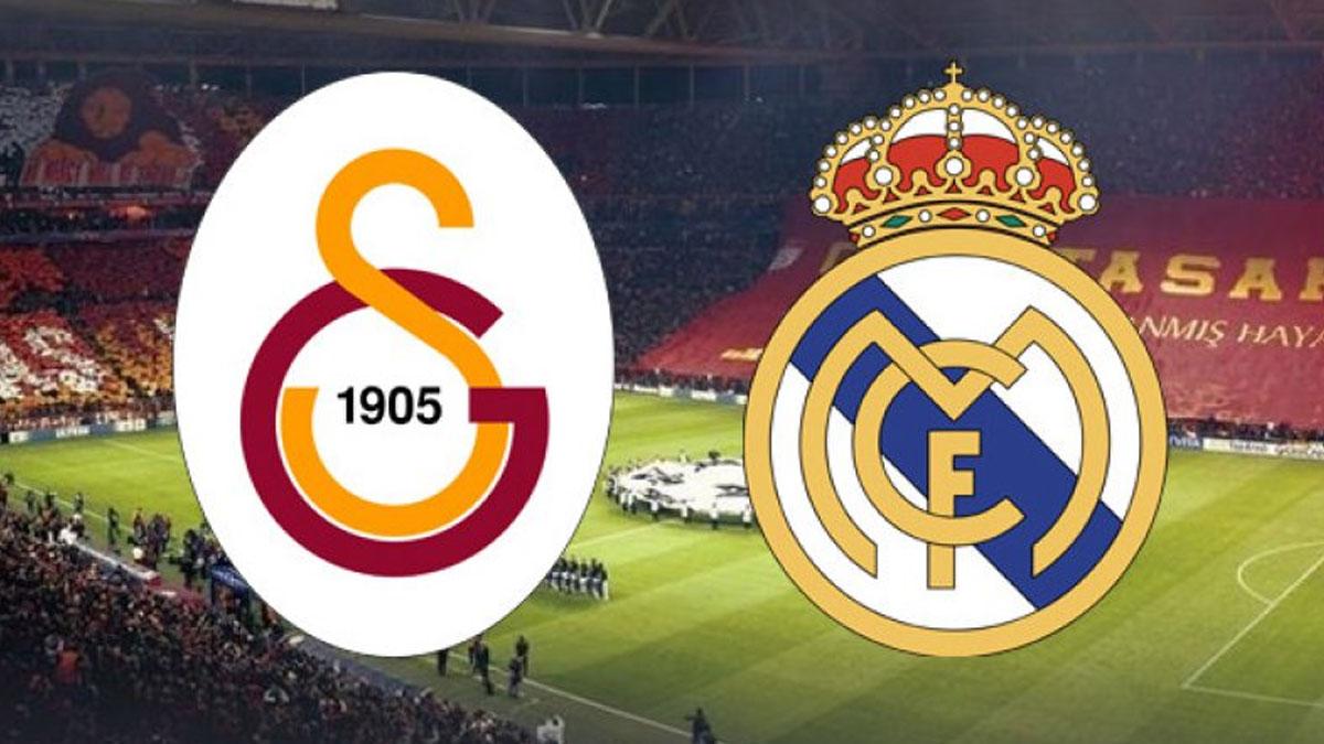 Galatasaray - Real Madrid karşılaşmasının muhtemel 11'leri