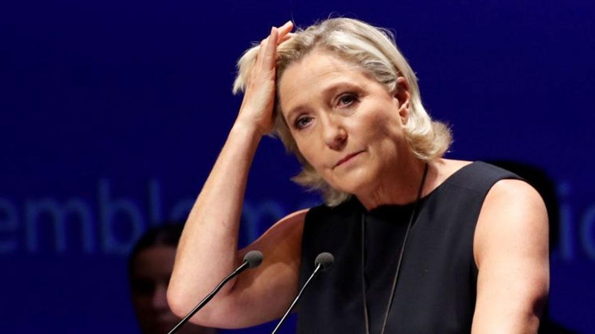 Aşırı sağcı FN Lideri Le Pen'den NATO'ya Türkiye çıkışı