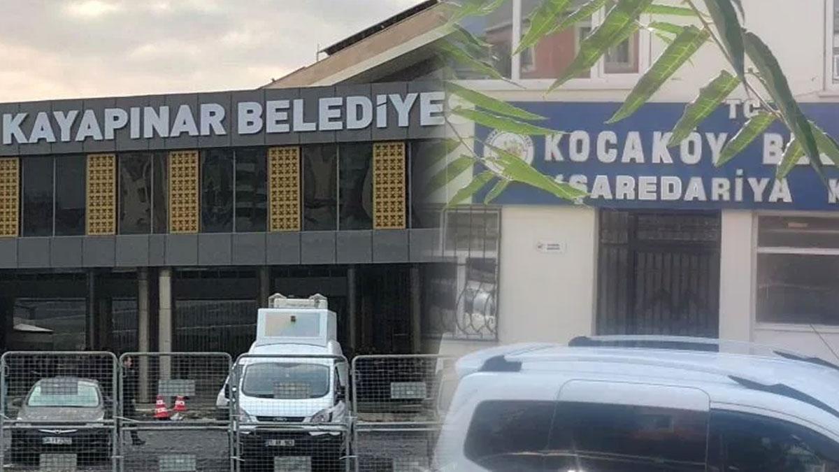 Kayyum atanan HDP'li belediyelerin eş başkanları hakkında tutuklama talebi