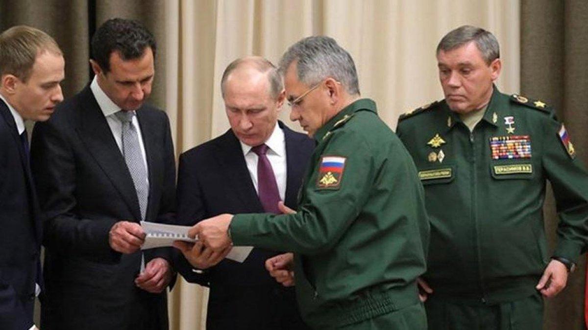Esad'dan Soçi mutabakatı sonrası Putin'e teşekkür!