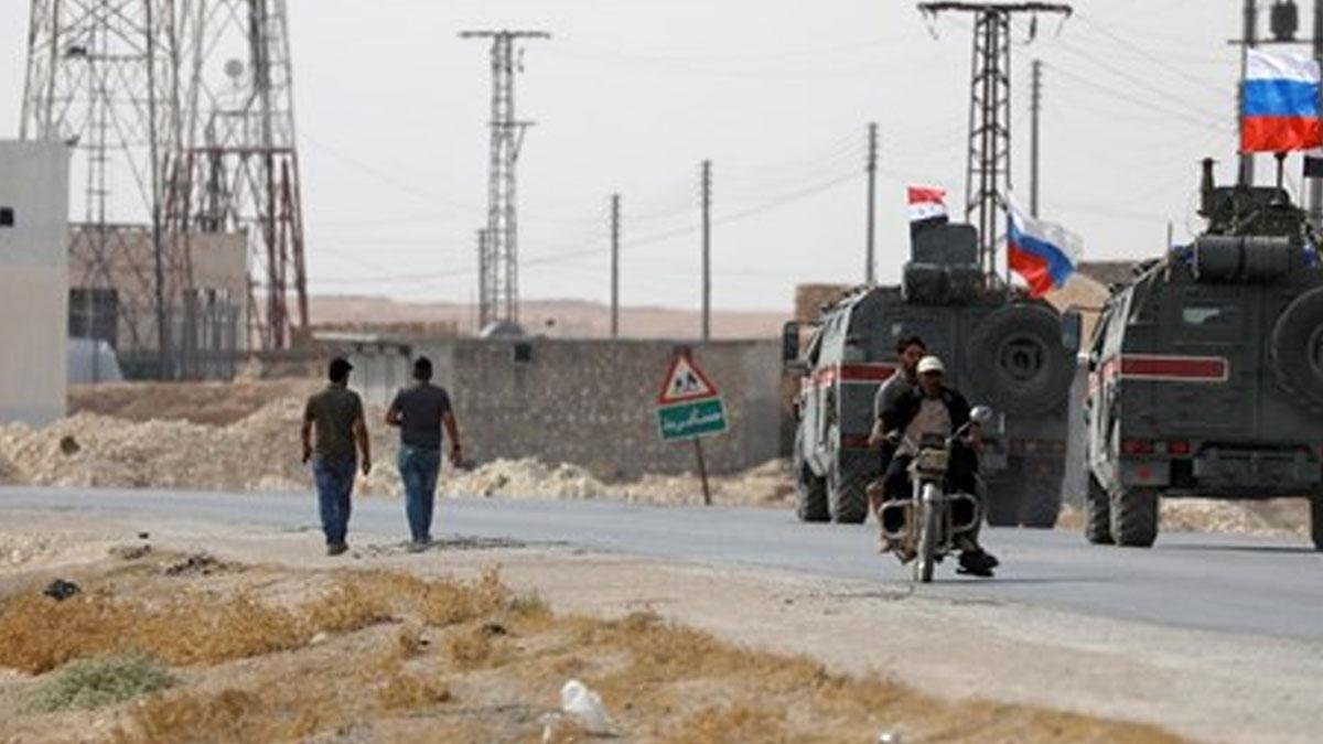 Rus ordusu Kobani'ye girdi