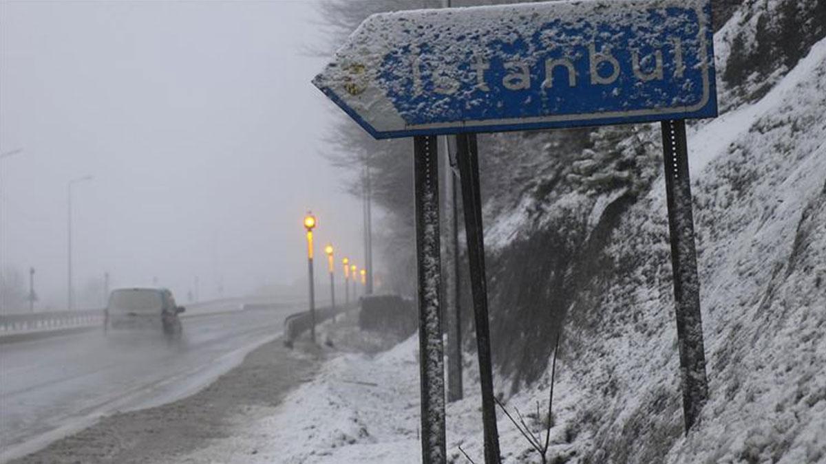 Meteorolojiden Kandilli'nin 'İstanbul'da kar' açıklamasına yanıt: Bilimsel değil
