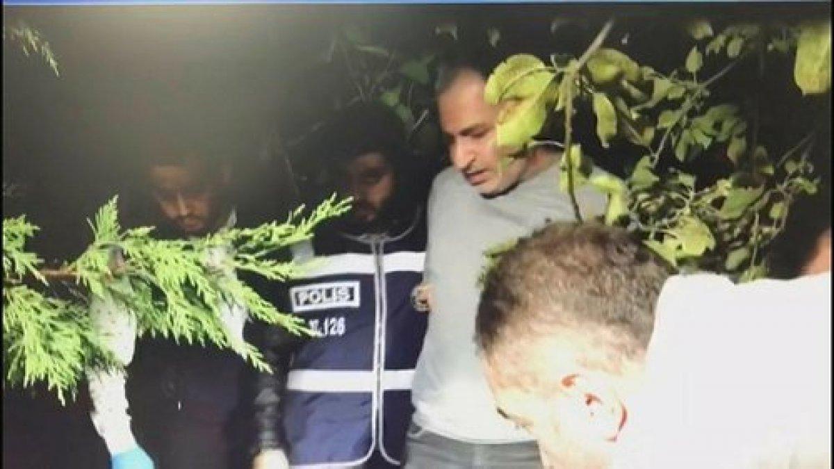 İstanbul'un göbeğinde vahşet! Öldürüp, dayısının bahçesine gömdü...