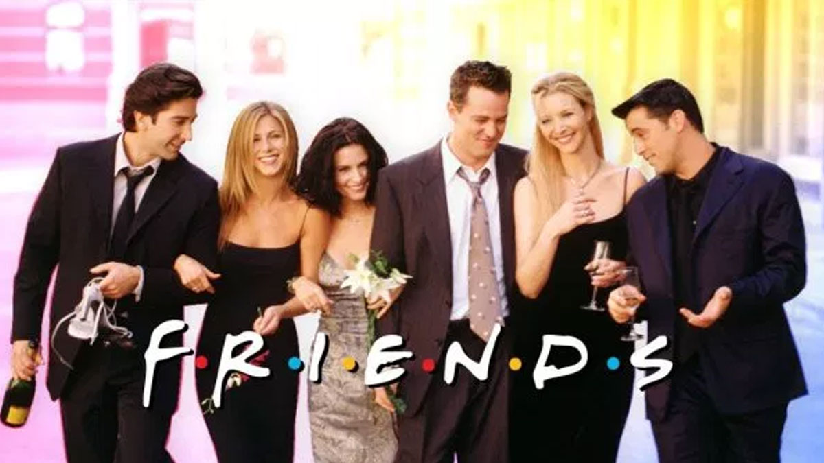 Aniston'dan müjde: Friends ekibiyle bir proje üzerinde çalışıyoruz