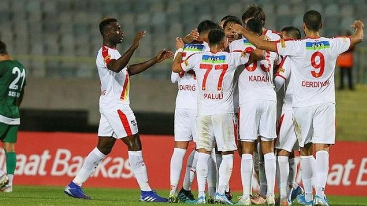 Göztepe, Sivasspor'u mağlup etti