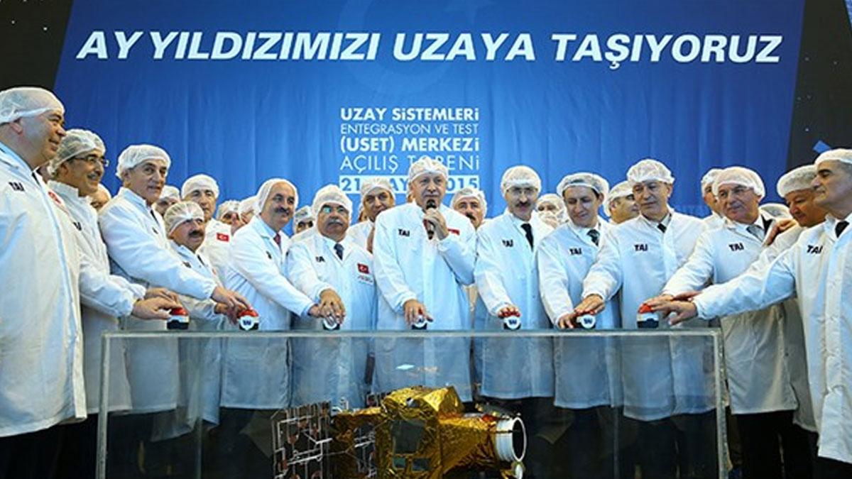 Rusya'nın uzay ajansından 'Türkiye ile işbirliği' açıklaması