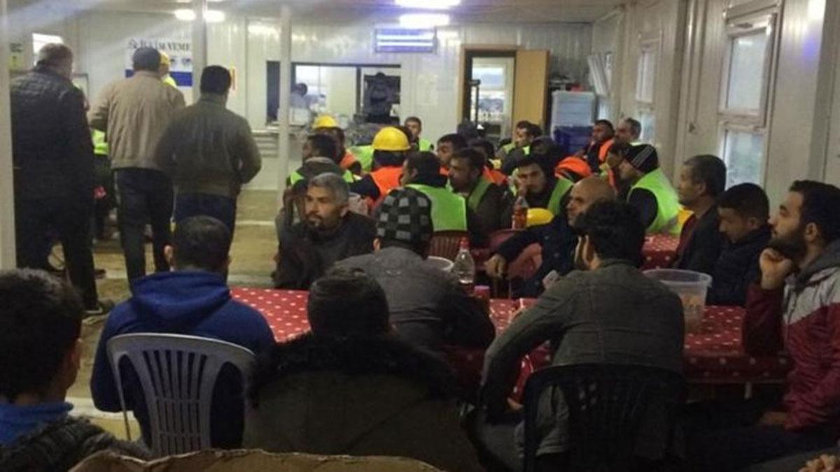 İstanbul Havalimanı'nda 300 işçi iş bıraktı: İş güvenliğimiz yok
