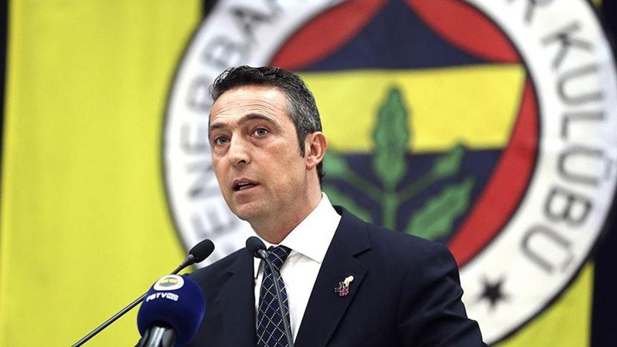 Ali Koç'un canlı yayında eleştirdiği oyuncunun ismi belli oldu