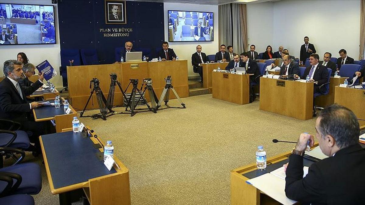 Yeni vergi düzenlemeleri komisyondan geçti