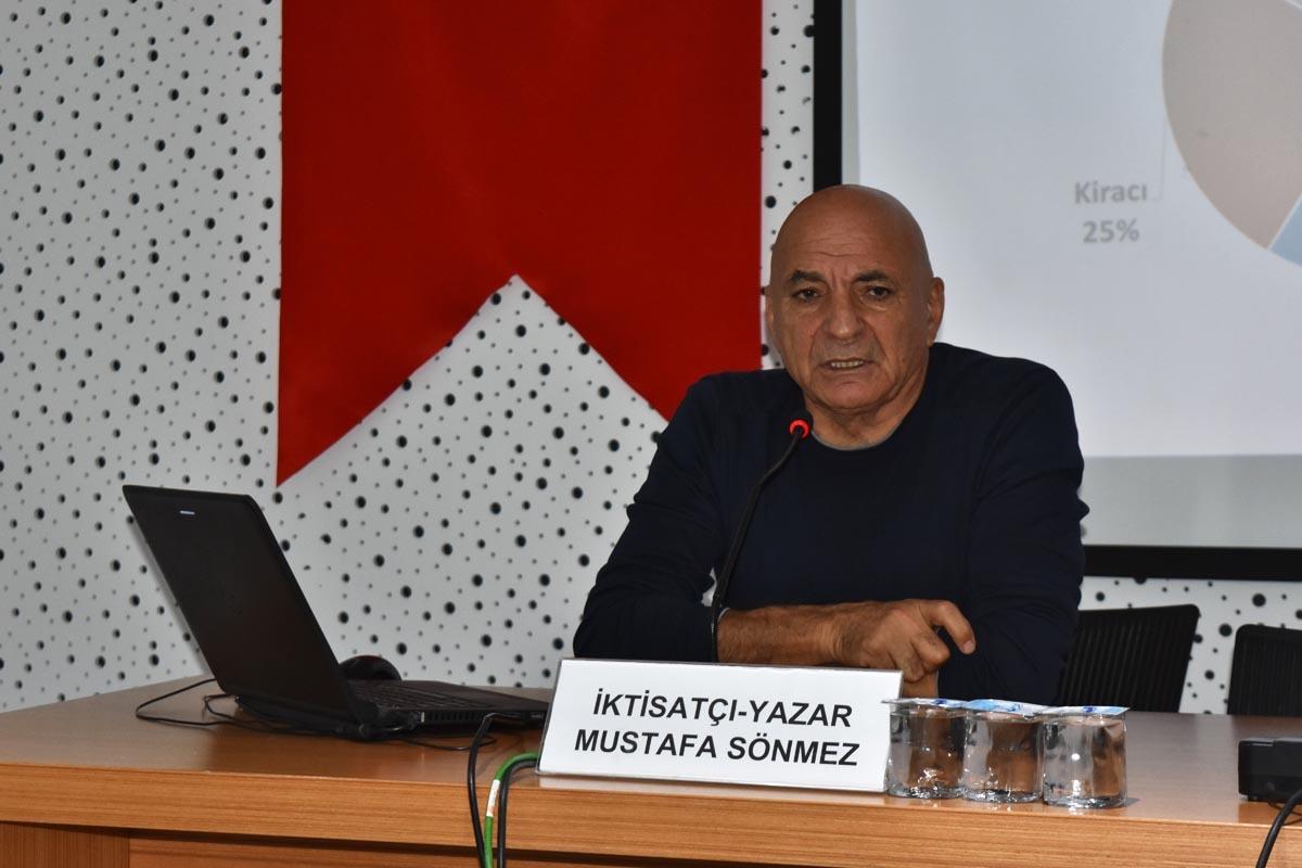 Mustafa Sönmez: Keyfi bir rejimle hiçbir yere varılmaz, topyekun bir dönüşüm gerekiyor