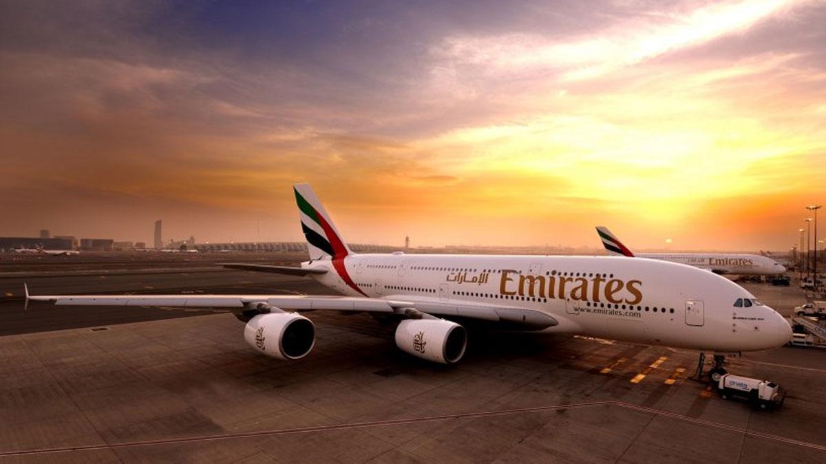 Emirates Havayolları kabin memuru alacak: Maaş 2 bin 660 dolar