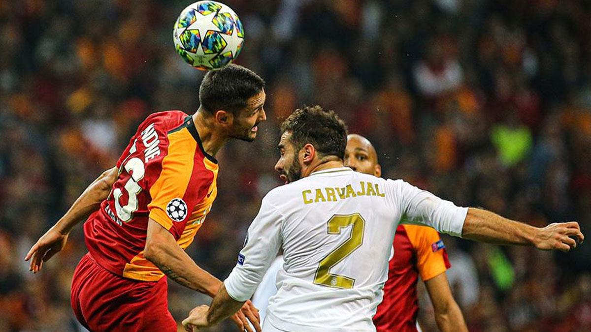 Real Madrid'in Galatarasay maçındaki kadrosu belli oldu
