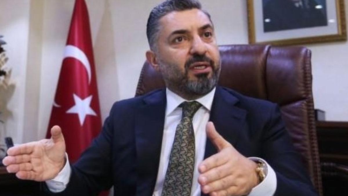 RTÜK Başkanı üç görevinden birini bıraktı