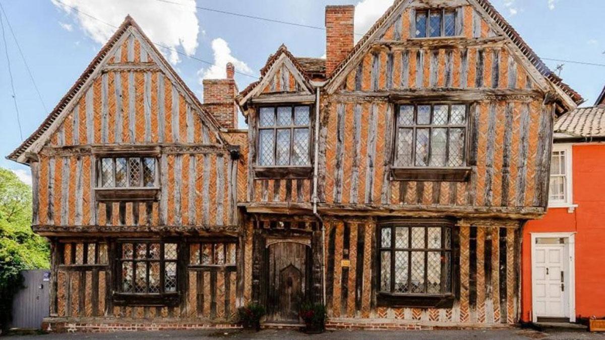 Harry Potter'ın evi artık Airbnb'de kiralanacak