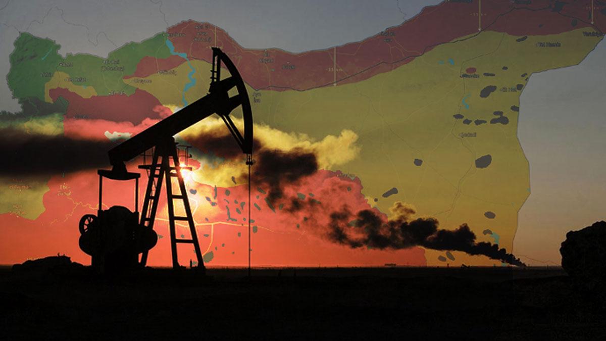 ABD açıkladı: Petrol gelirleri YPG'ye gidiyormuş