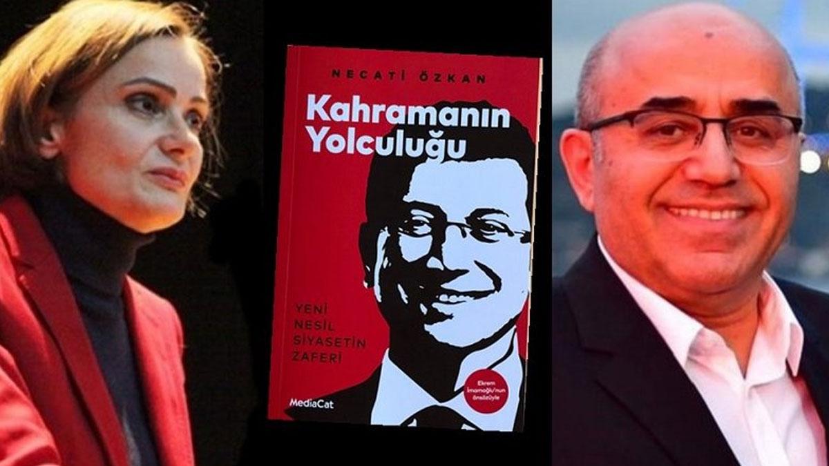 Necati Özkan'dan Canan Kaftancıoğlu'nun tweetine ilk yanıt
