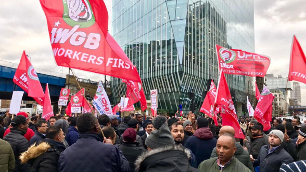 Kadro sözü 2 yıldır tutulmayan taşeron işçilerden grev kararı