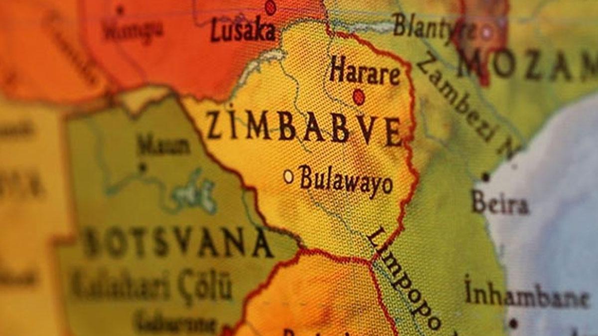 Zimbabve, ABD yaptırımlarına karşı Türkiye'den destek istedi