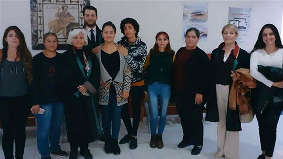Gülay Mübarek'i sistematik olarak tehdit eden Erdoğan Küpeli'ye hapis cezası