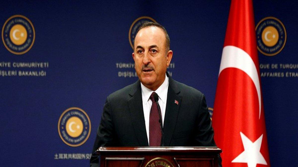 Kılıçdaroğlu açıklamıştı! Çavuşoğlu iddialara yanıt verdi!