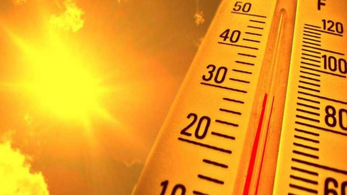 Sıcaklık yeniden yükseliyor... Marmara'da sıcaklık artıyor!