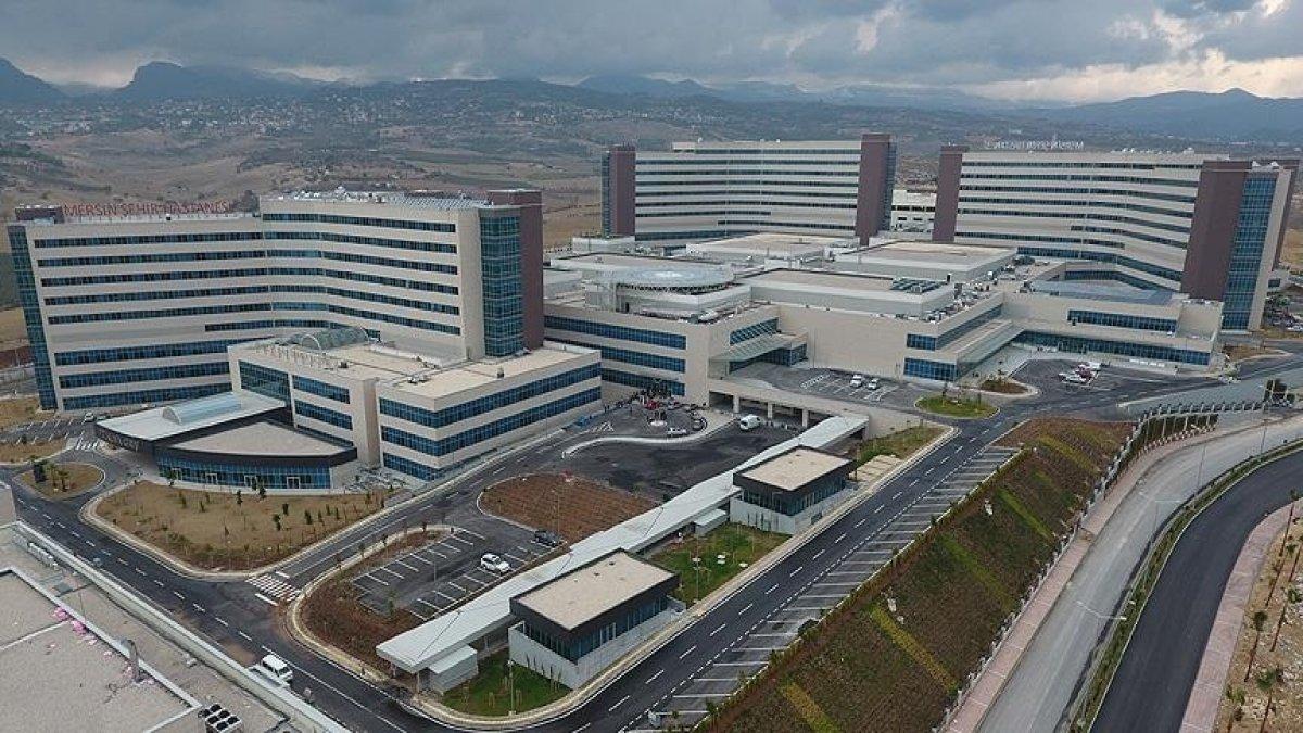 Şehir hastaneleri yurtdışı bağlantılı çıktı!