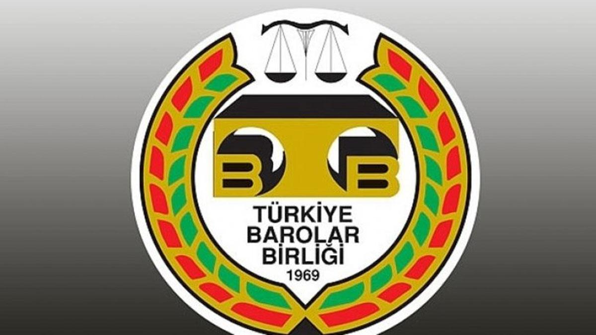 12 barodan TBB'ye çağrı: Savunmanın bağımsızlığını sağlamak için bir duruş