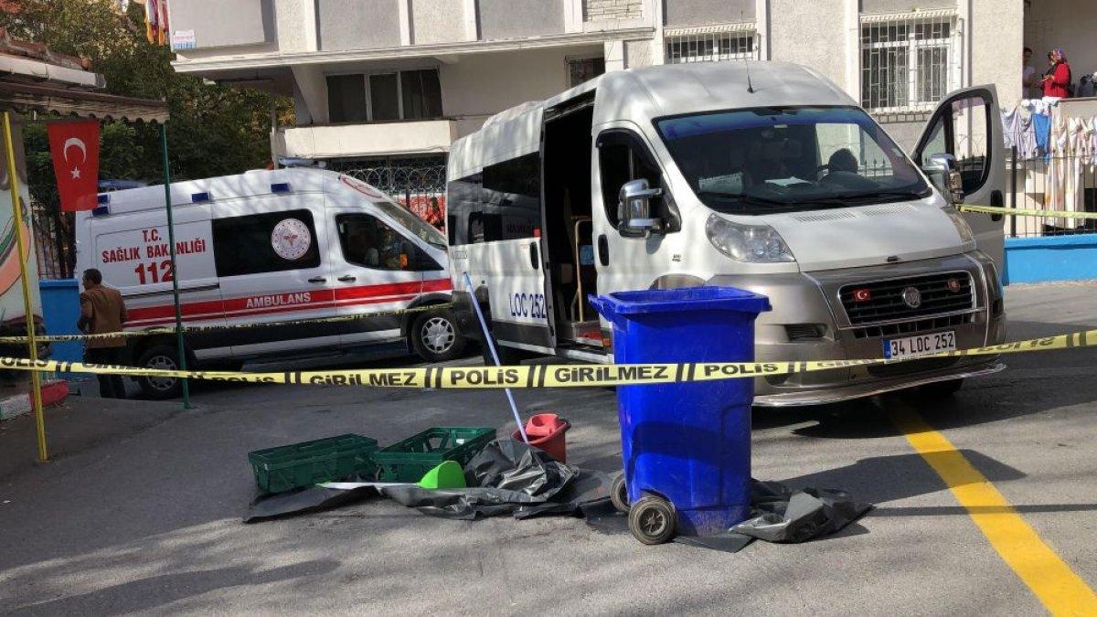 İstanbul'da 9 yaşındaki çocuğun ölümüne sebep olan şoför tutuklandı
