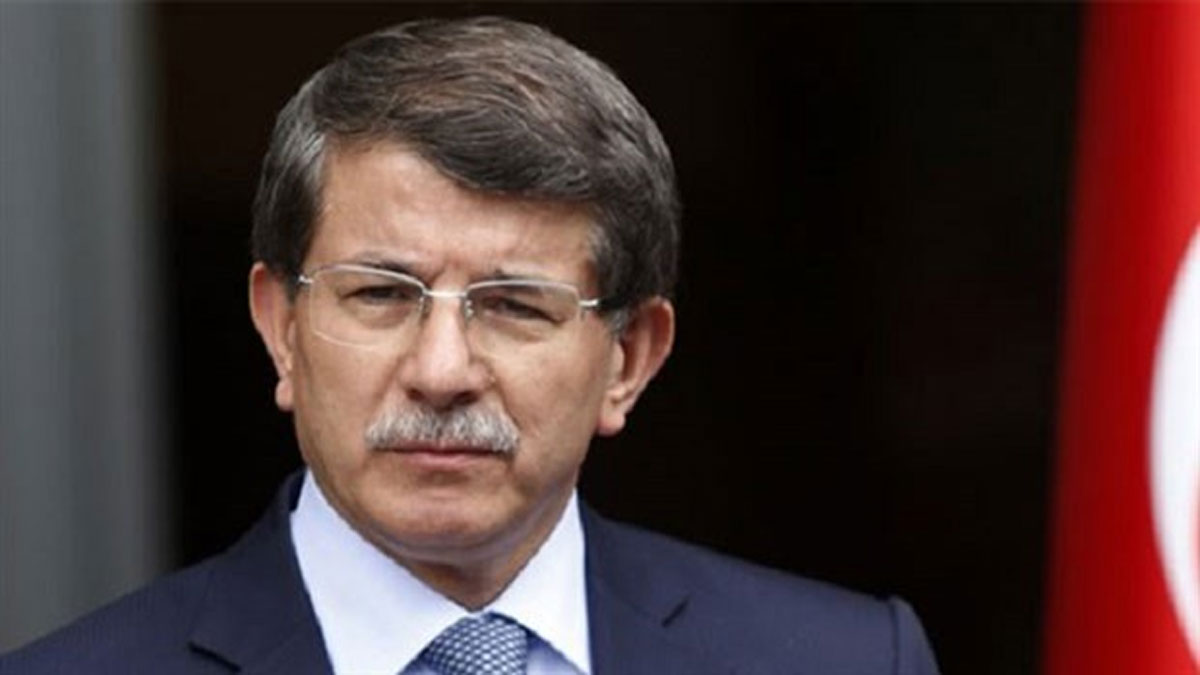 Davutoğlu mühürlenen parti binasının yeni yerini açıkladı